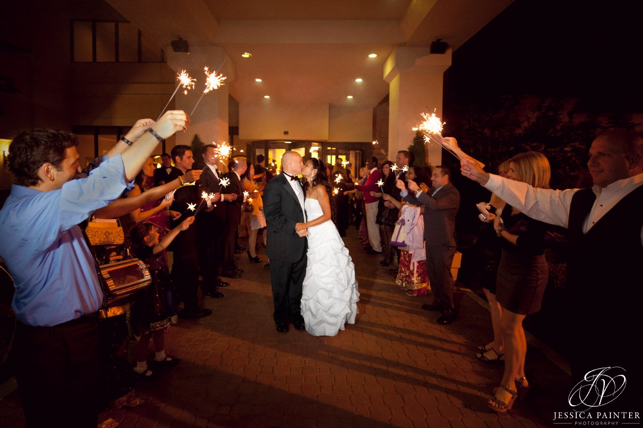 albany wedding, schenectady wedding, reception detail shots, wedding sparklers, bride groom leaving sparklers