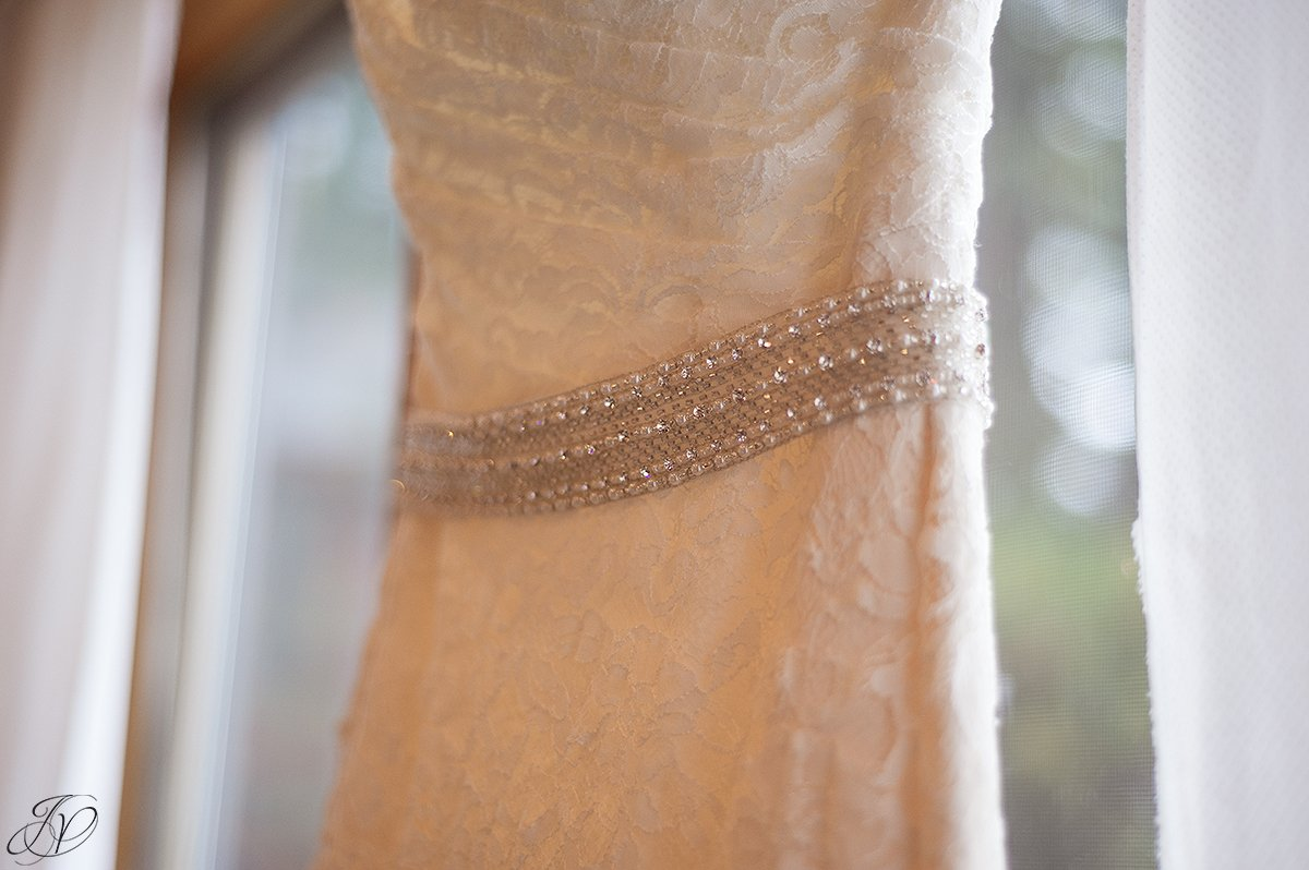 bling wedding gown belt jessica painter photography