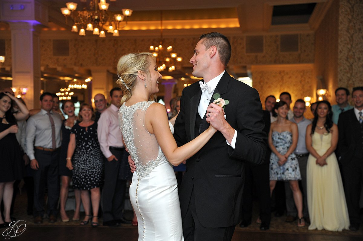 first dance bride and groom inn at erlowest