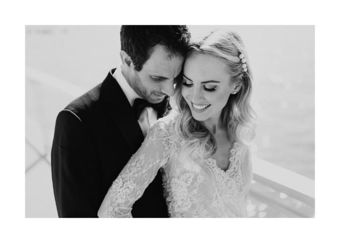 MARY + ADAM // Wynwood Wedding at MAPS Backlot