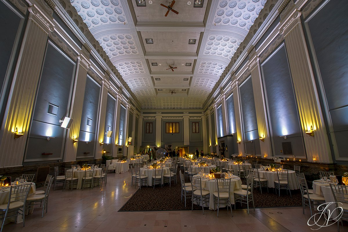 Key Hall Proctors reception, Schenectady Wedding Photographer