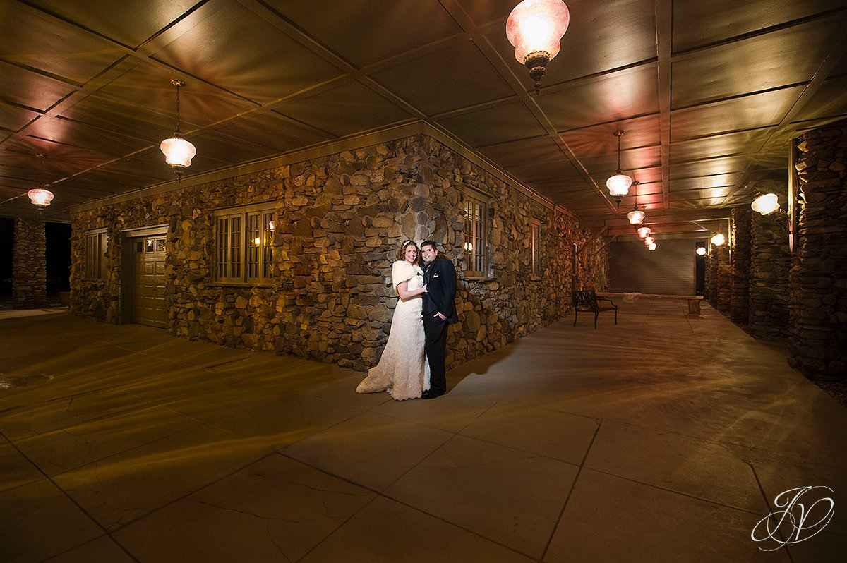 night shots with bride and groom, bride and groom night photos, wedding night photos, outside night shots wedding, Crooked Lake House wedding, old daley inn, Albany Wedding Photographer