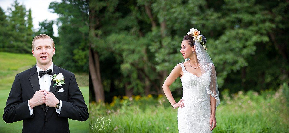 bride flower crown with veil