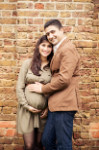 Maternity Photoshoot with Giselle from Streatham