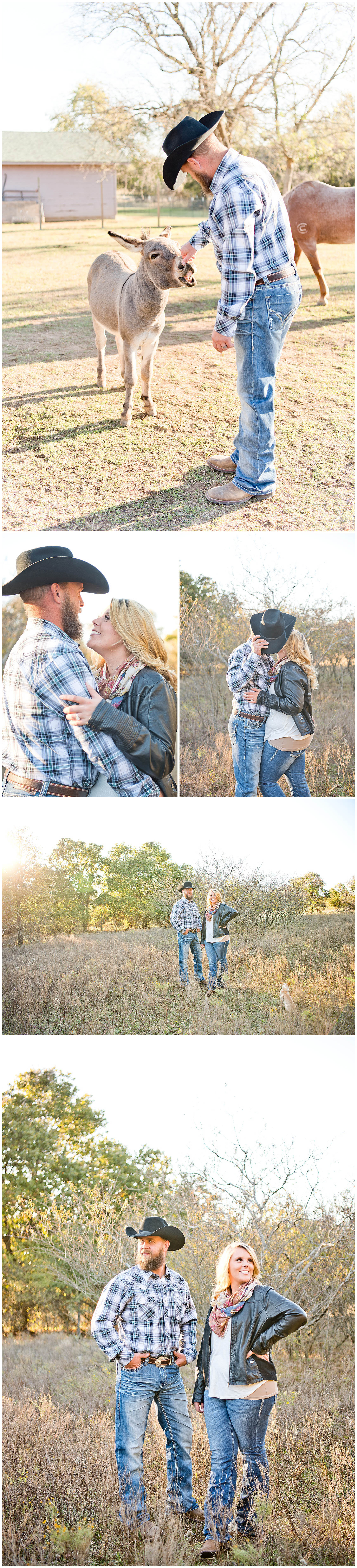 Country Engagement Session on the Farm