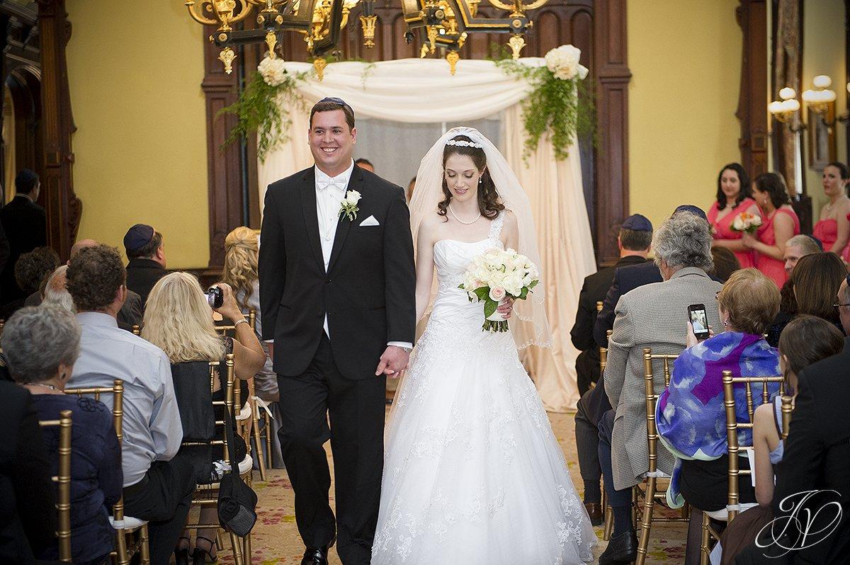 just married photo, choppa photo, jewish weddind, traditional jewish wedding photo, Saratoga Wedding Photographer, The Canfield Casino wedding