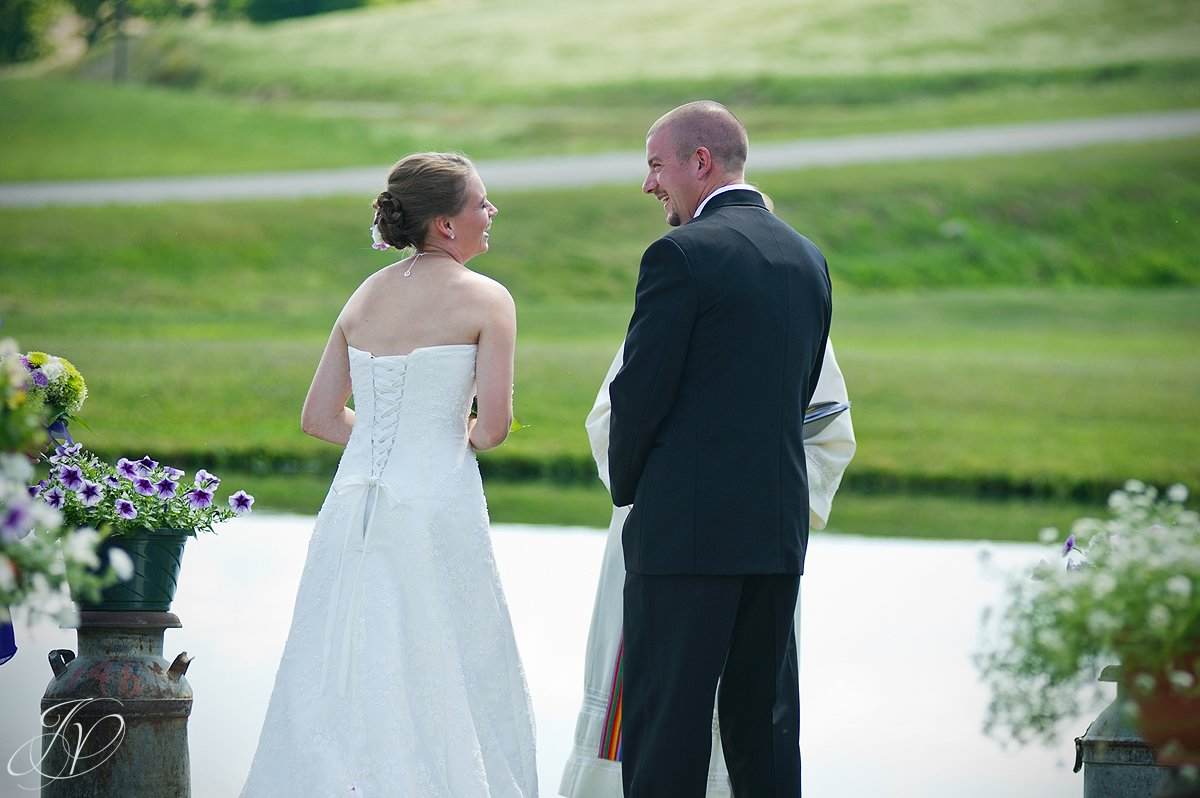 Saratoga Wedding Photographer, upstate wedding photographer, outdoor wedding photo, outdoor ceremony photo
