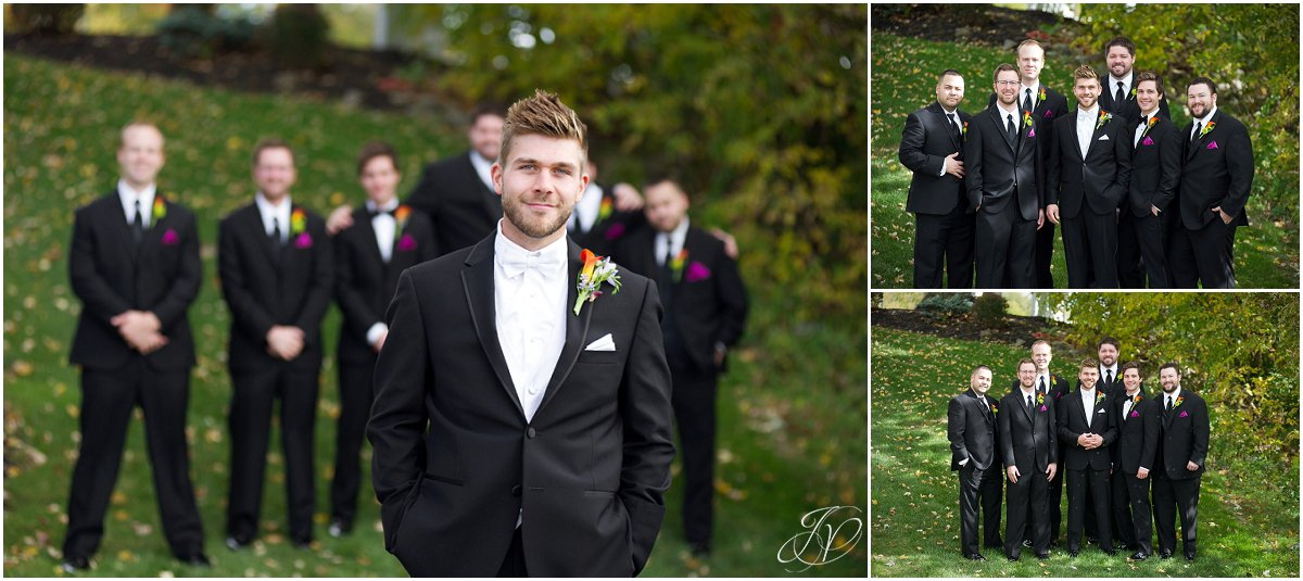 groom and groomsmen wedding photos glen sanders mansion wedding