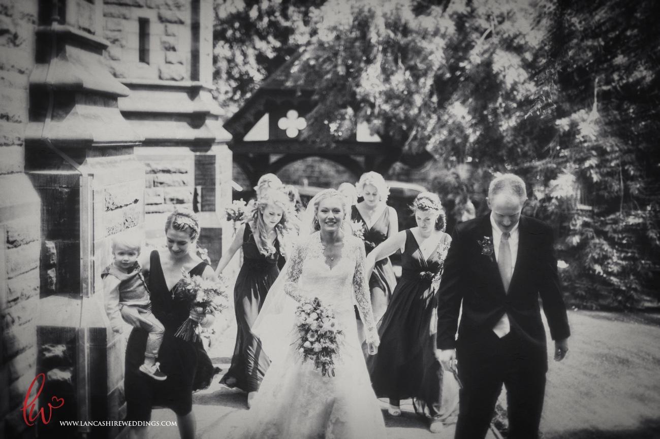 Creative Wedding Photography Lancashire