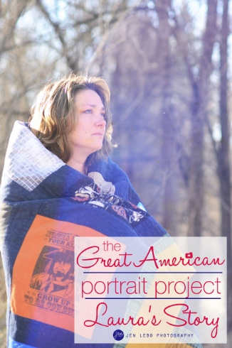 The Great American Portrait Project: Laura's Story