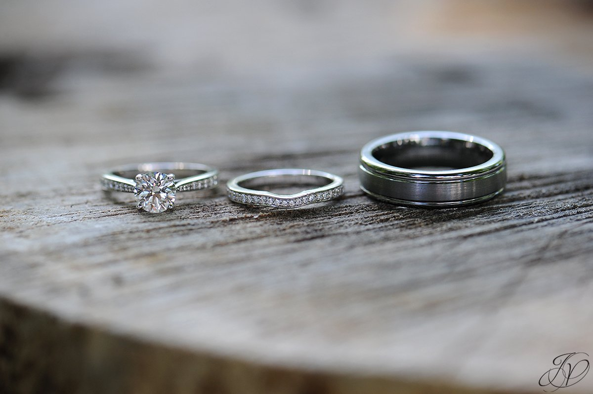 unique wedding rings, jessica painter photography
