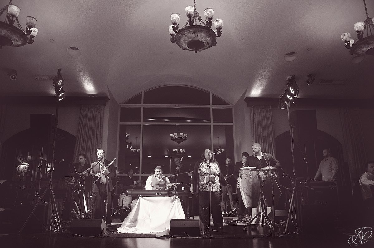 soul session black and white wedding reception saratoga national