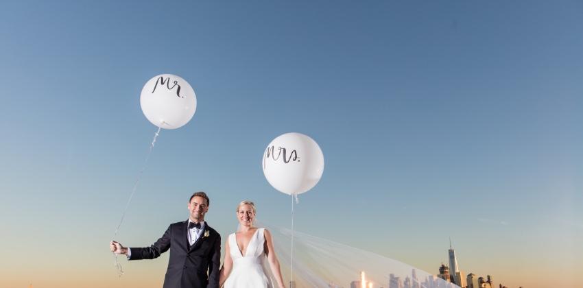 K+K NYC Wedding
