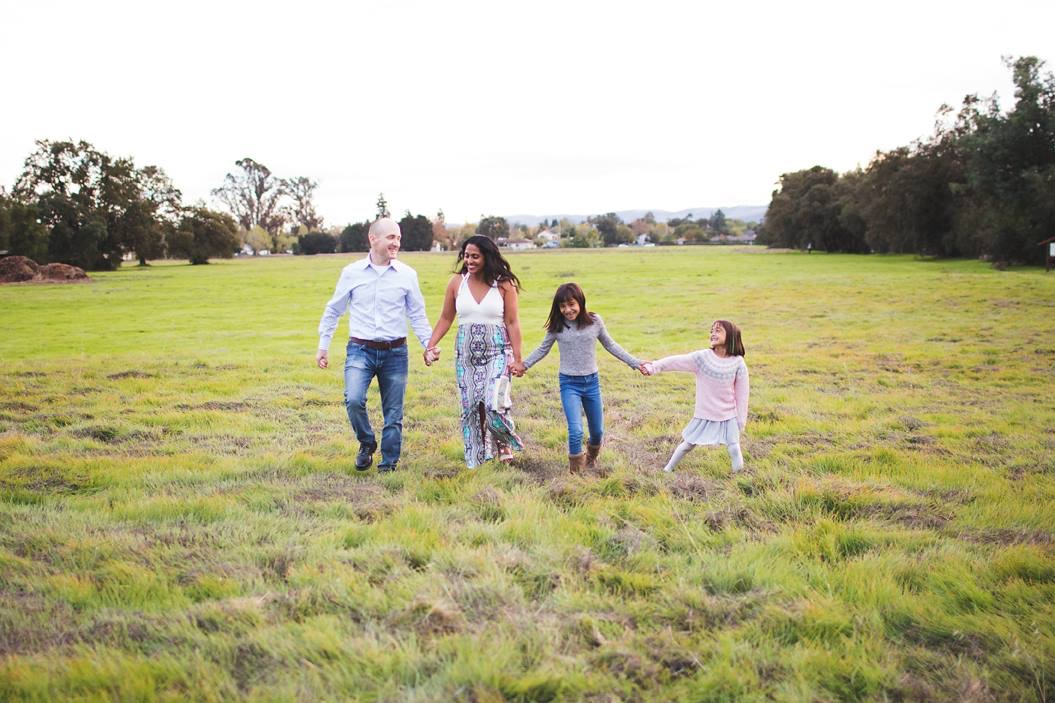 Summer and Fall Family Session {Sonoma Family Photographer}