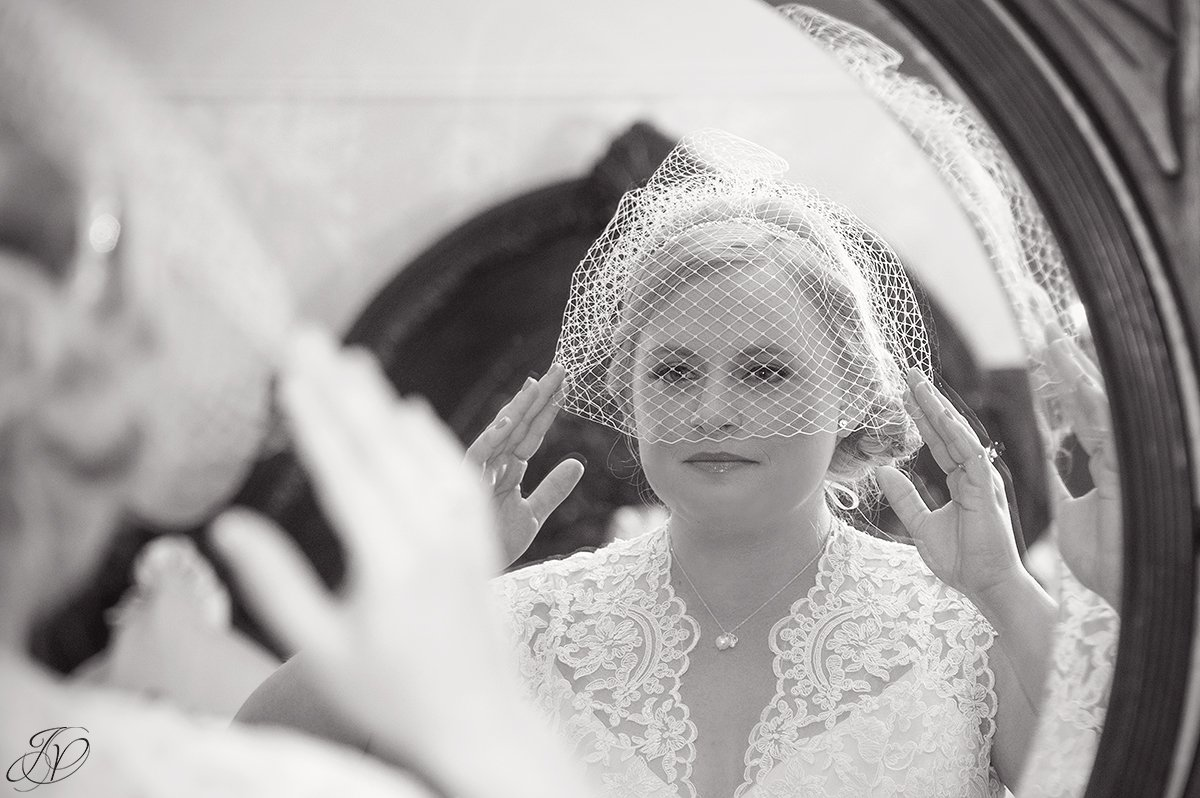 birdcage veil, vintage bridal veil