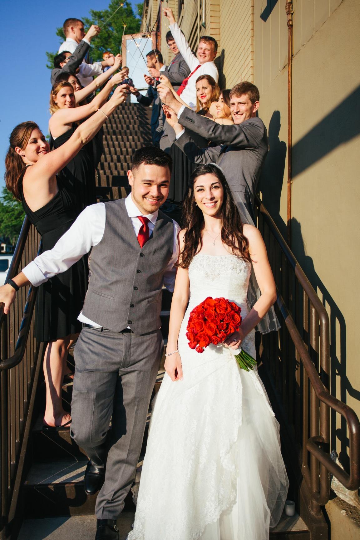 Avondale park birmingham wedding