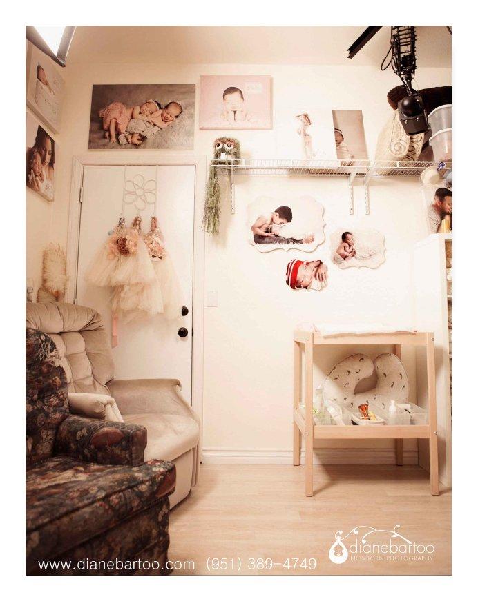 Diane Bartoo Photography Newborn Studio