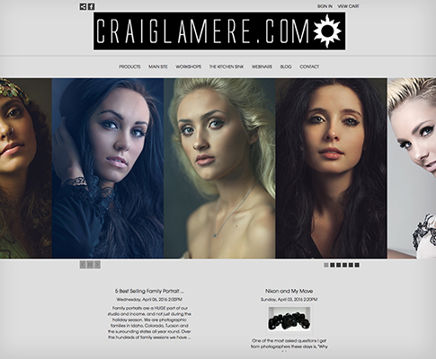 Moz Studios Website