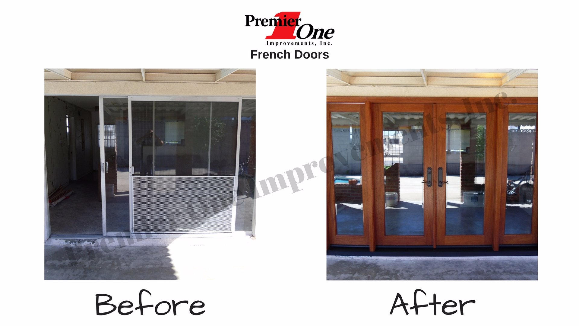 French style doors premier one improvements inc rubansaba