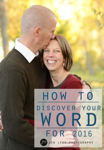 How To Discover Your Word In 2016