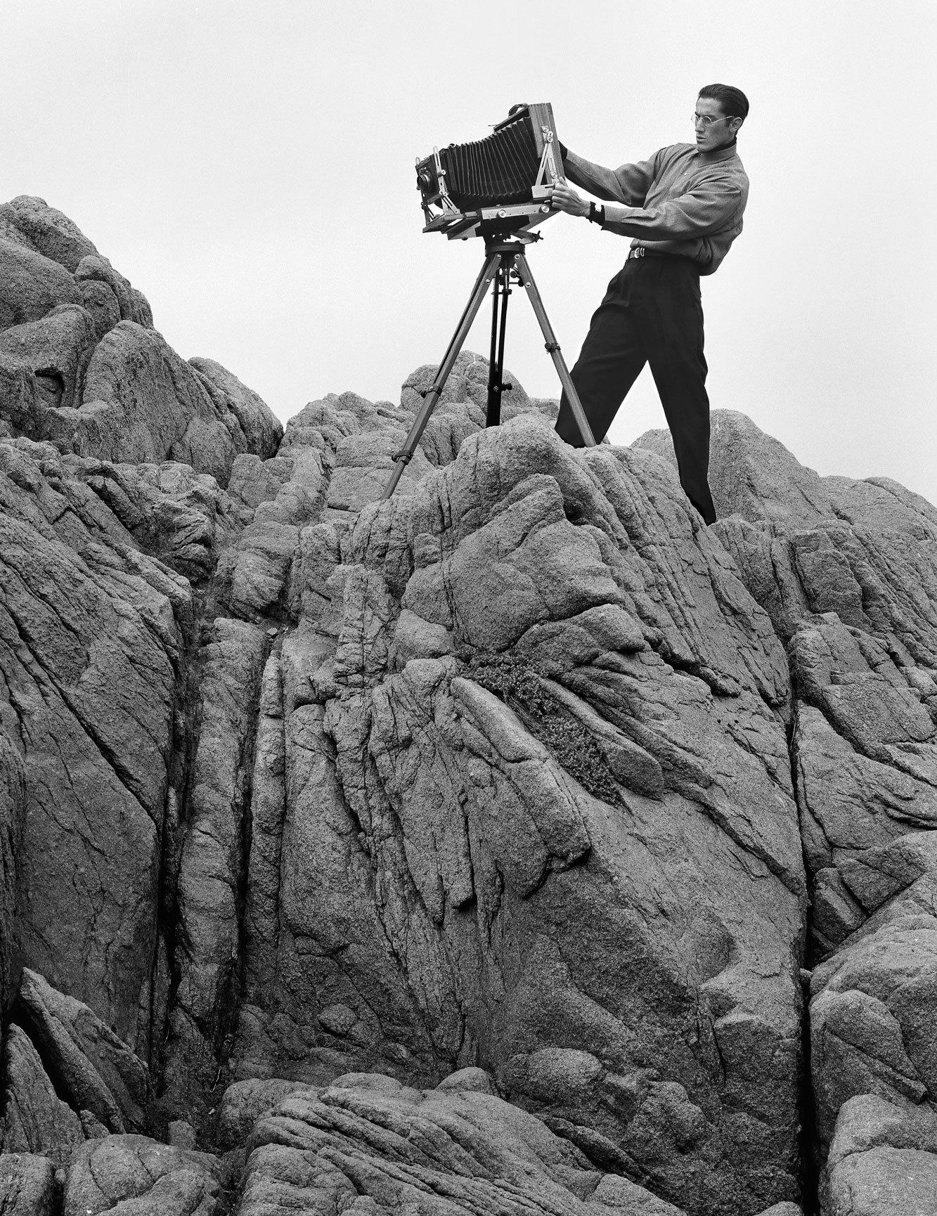 B&W, Fashion Photography, Carmel, California, Hassleblad Film Photography, View Camera.