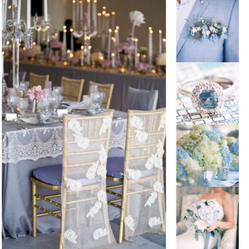 Pantone Blended Color of the Year Brings Back Blue Sky and Tranquility